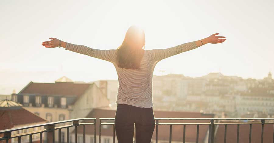 5 bonnes raisons d'aimer le soleil !
