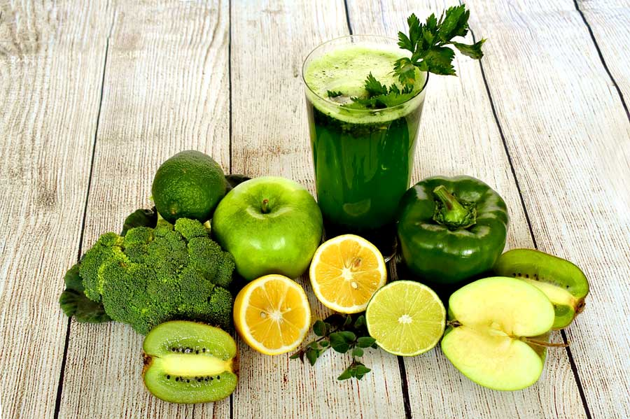 Les bienfaits anti-âge de la chlorophylle pour la peau