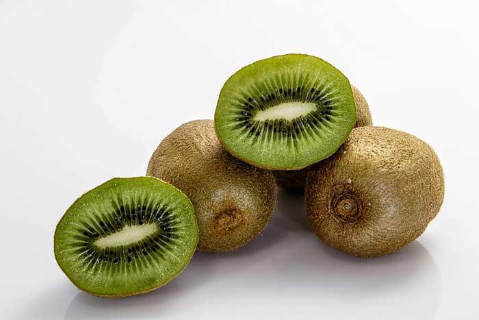 kiwi Les aliments à consommer pour avoir une belle peau