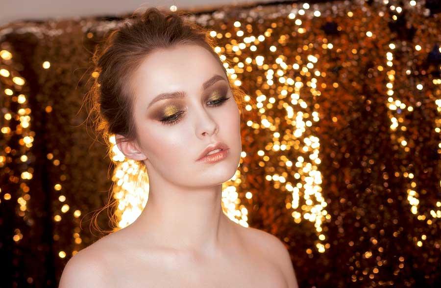 De l'or dans nos soins cosmétiques pour un teint parfait